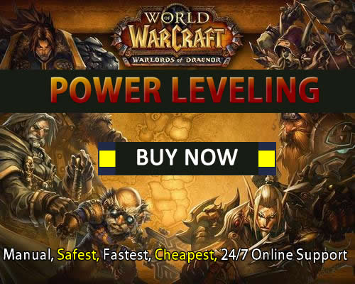 Buy Cheap WoW Power leveling with instant delivery