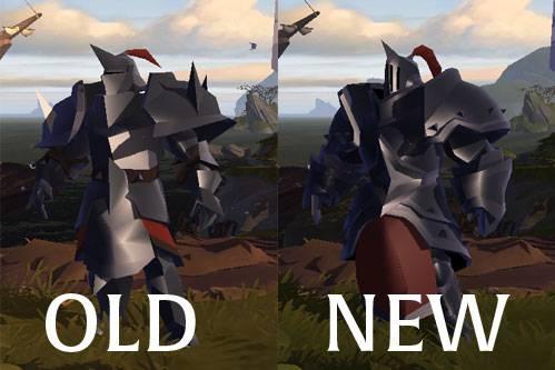 armor's visuals.fw