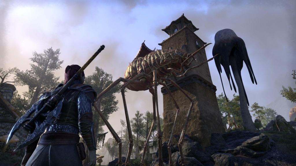 The Elder Scrolls Online: Morrowind A Simple Expansion
