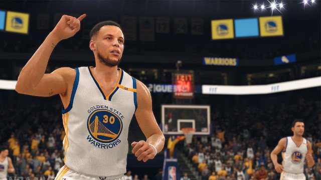 NBA2K18_Curry